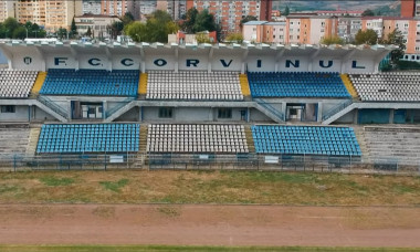 stadion corvinul
