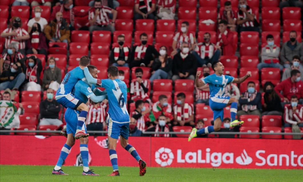 Soccer 2021: Athletic Club vs Rayo Vallecano