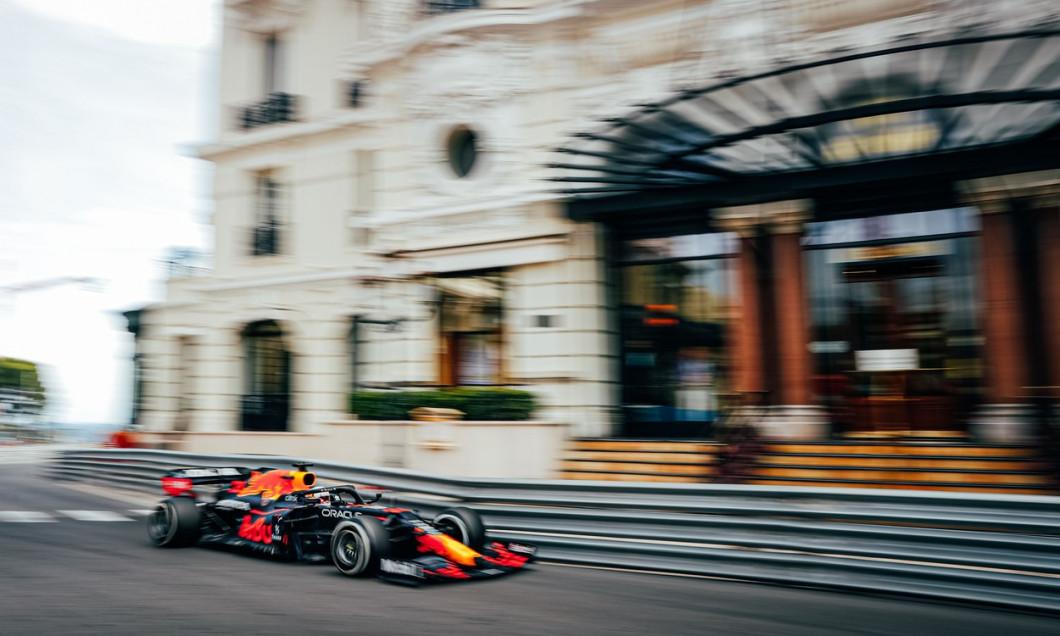 F1 Monaco Grand Prix, Race, Circuit de Monaco, Monte Carlo, Monaco - 23 May 2021