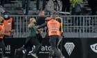 France Football Ligue 1 uber eat match Angers vs Marseille