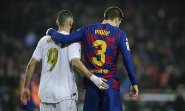 FC Barcelona v Real Madrid - La Liga, Spain - 18 Dec 2019