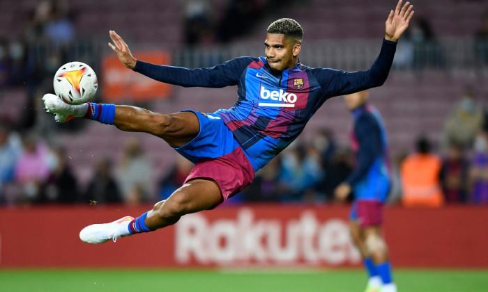 FC Barcelona v Granada CF - La Liga Santander, Spain - 20 Sep 2021
