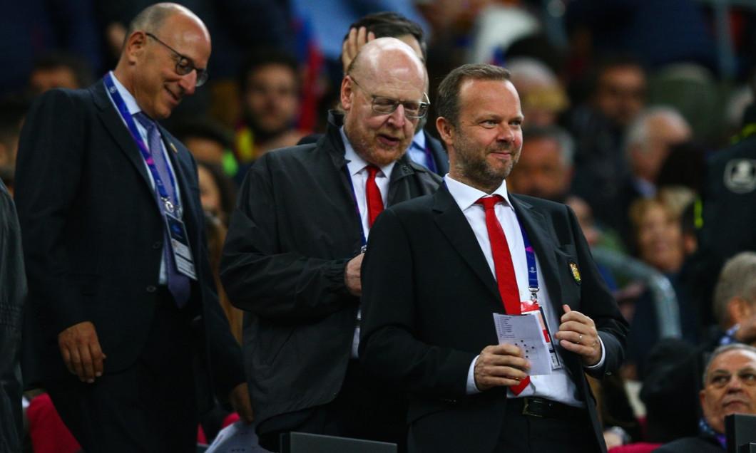 Barcelona v Manchester United - UEFA Champions League - Quarter Final - Second Leg - Camp Nou