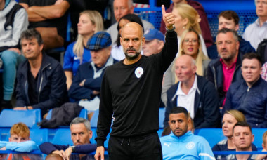 Chelsea v Manchester City, Premier League, Football, Stamford Bridge, London, UK - 25 Sep 2021