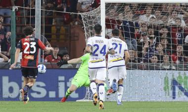 Campionato di Calcio Serie A - Genoa CFC vs Hellas Verona FC
