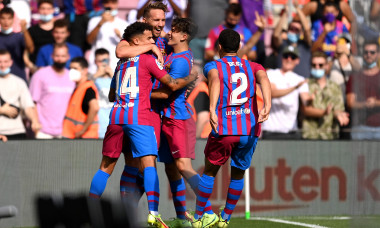 FC Barcelona v Levante UD - LaLiga Santander