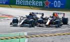 Formula 1 Championship Formula 1 Heineken Gran Premio D'italia 2021, Italian Grand Prix, 14th round of the 2021 FIA Formula One World Championship, Monza, Italy - 12 Sep 2021