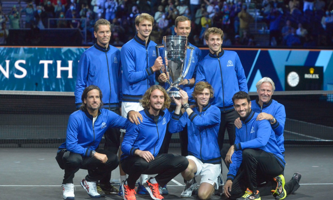 Team Europe wins the Laver Cup Tennis Competition