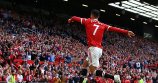 Manchester United v Newcastle United, Premier League, Football, Old Trafford, Manchester, UK - 11 Sep 2021
