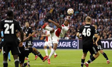 Ajax v Besiktas, UEFA Champions League, Group Stage, Johan Cruijff Arena, Amsterdam, Netherlands - 28 Sep 2021