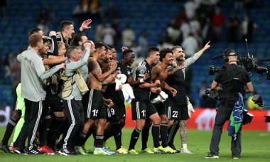 Real Madrid v FC Sheriff: Group D - UEFA Champions League
