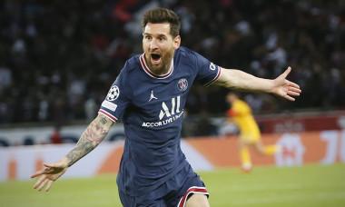 PSG wining against Manchester City in Parc de Princes, Champions league UEFA, Paris, France - 28 Sep 2021