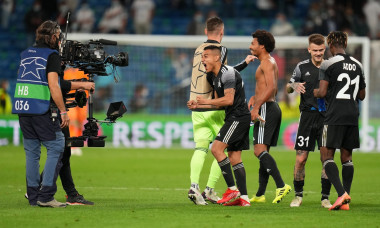 Real Madrid v FC Sheriff Tiraspol, UEFA Champions League 2021-2022, date 2. Football, Santiago Bernabeu Stadium, Madrid, Spain - 28 Sep 2021