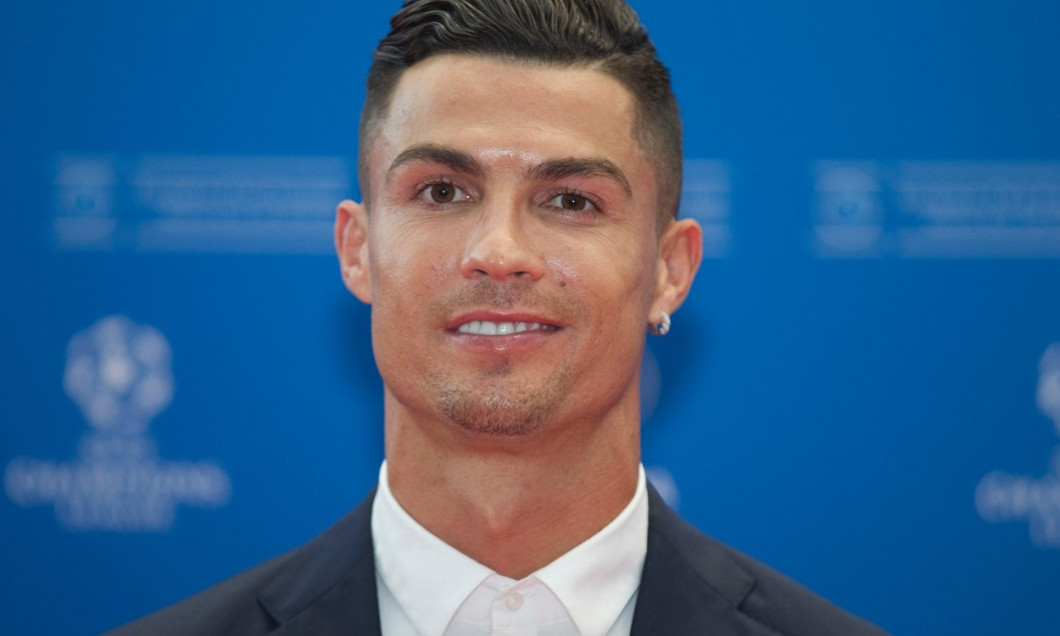 Monaco, Monaco. 29th Aug, 2019. Monaco, Monte Carlo - August 29, 2019: UEFA Champions League Group Stage Draw and Player of the Year Awards, Season Kick Off 2019-2020 with Cristiano Ronaldo of Juventus   usage worldwide Credit: dpa/Alamy Live News