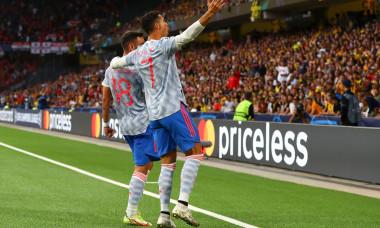 Young Boys v Manchester United, UEFA Champions League, Group F, Football, Wankdorf Stadium, Bern, Switzerland - 14 Sep 2021