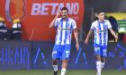 Jovan Markovic, după golul marcat în Universitatea Craiova - Dinamo / Foto: Sport Pictures