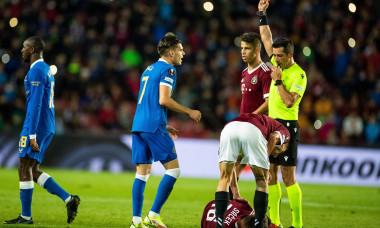 Sparta Prague v Rangers, UEFA Europa League Group A, Football, Generali Arena, Prague, Czech Republic - 30 Sep 2021