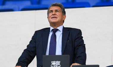 Joan Laporta, președintele Barcelonei / Foto: Getty Images