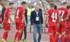 Mircea Rednic și jucătorii lui Dinamo, în meciul cu UTA Arad / Foto: Sport Pictures