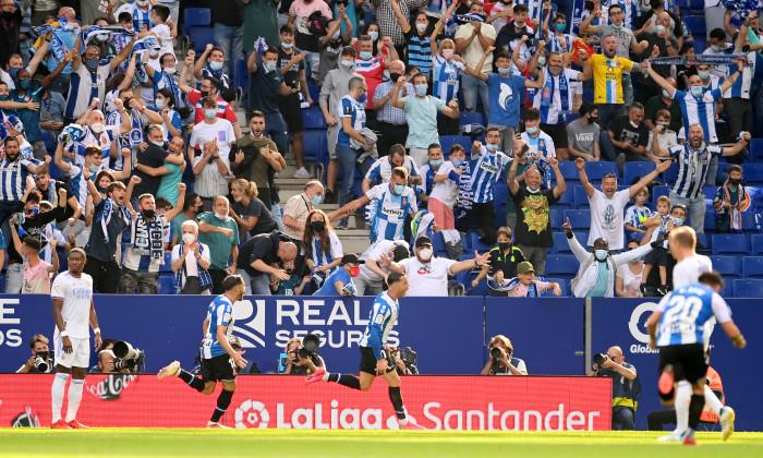 RCD Espanyol v Real Madrid CF - La Liga Santander