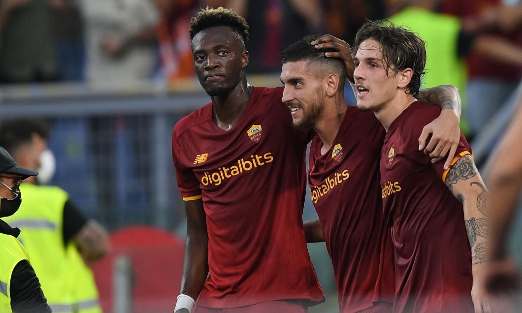 AS Roma v Empoli Calcio - Serie A, Italy - 03 Oct 2021