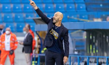 Enzo Maresca, antrenorul Parmei / Foto: Profimedia