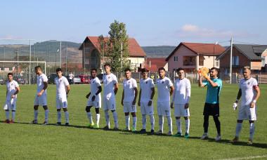 Fotbaliștii Astrei, înaintea unui meci cu CSC Șelimbăr / Foto: Sport Pictures
