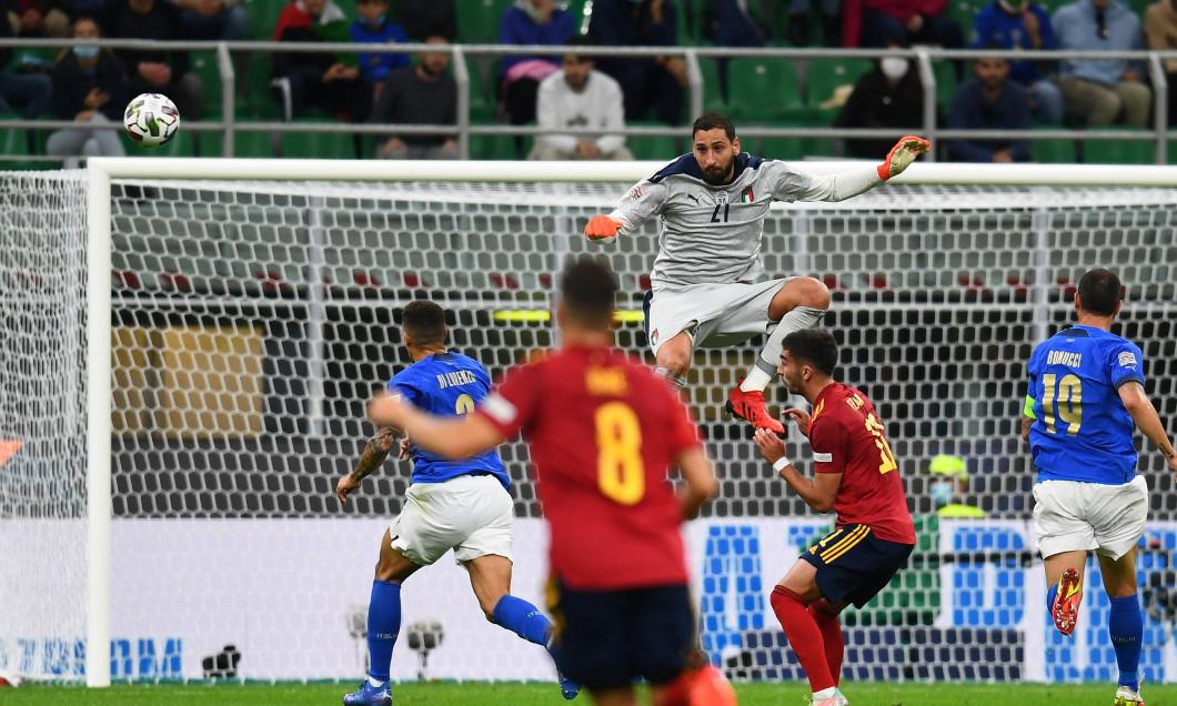 Italy v Spain – UEFA Nations League 2021 Semi-final