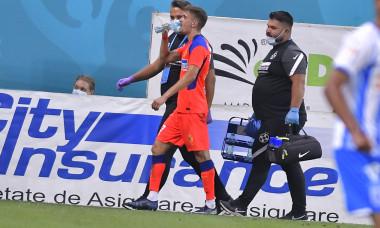 Sorin Șerban, în timpul meciului FCSB - Universitatea Craiova / Foto: Sport Pictures
