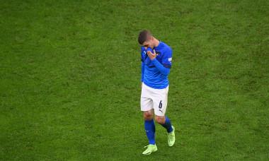 Marco Verrati, în meciul Italia - Spania / Foto: Getty Images