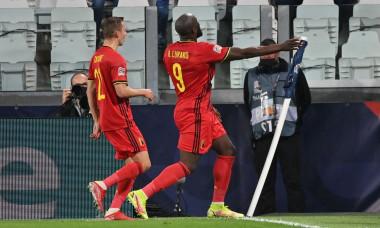Soccer Nations League Semis Belgium Vs France, Torino, Italy - 07 Oct 2021