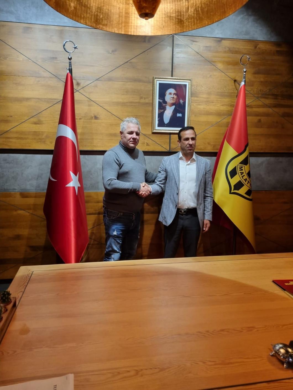 Marius Șumudică a semnat cu Yeni Malatyaspor / Foto: Digi Sport