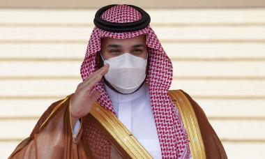 Mohammed Bin Salman, noul patron al lui Newcastle United / Foto: Profimedia