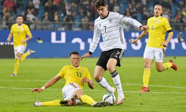 (SP)GERMANY HAMBURG FOOTBALL FIFA WORLD CUP QATAR 2022 QUALIFIERS GERMANY VS ROMANIA