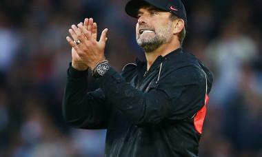 Liverpool v Manchester City, Premier League, Football, Anfield, Liverpool, UK - 03 Oct 2021