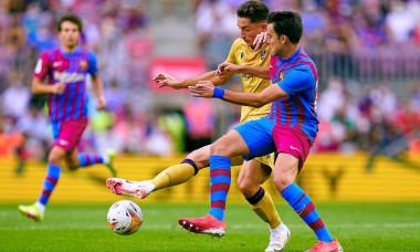 FC Barcelona v Levante UD, La Liga 2021-2022, date 7. Football, Camp Nou Stadium, Barcelona, Spain - 26 Sep 2021