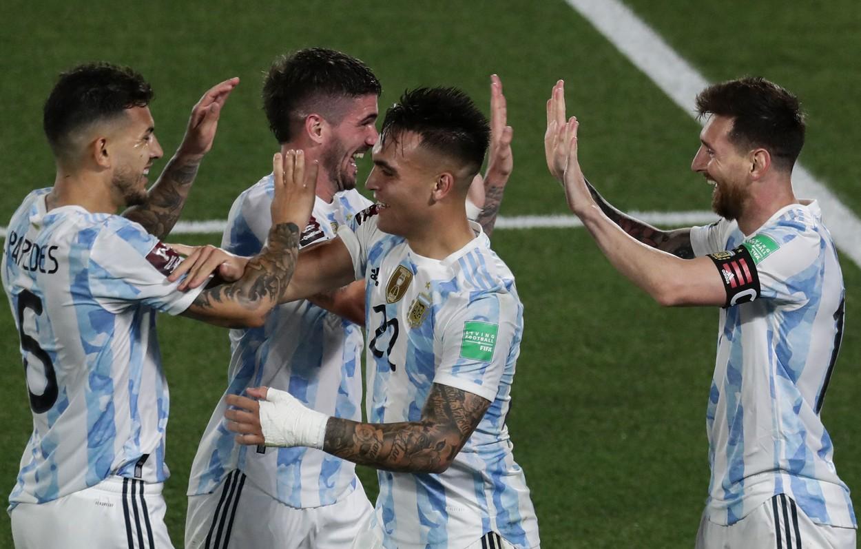 Leo Messi, gol și help în Argentina -0. Brazilia a pierdut primele puncte. Rezultatele și clasamentul thumbnail