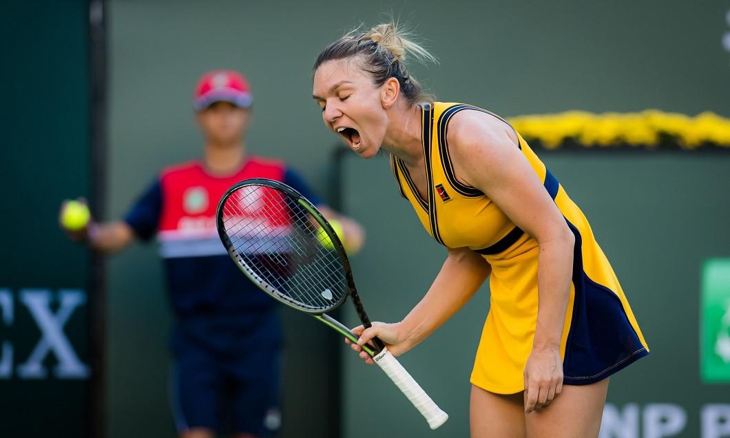 BNP Paribas Open, Tennis, Day 5, Indian Wells Tennis Garden, California, USA - 10 Oct 2021