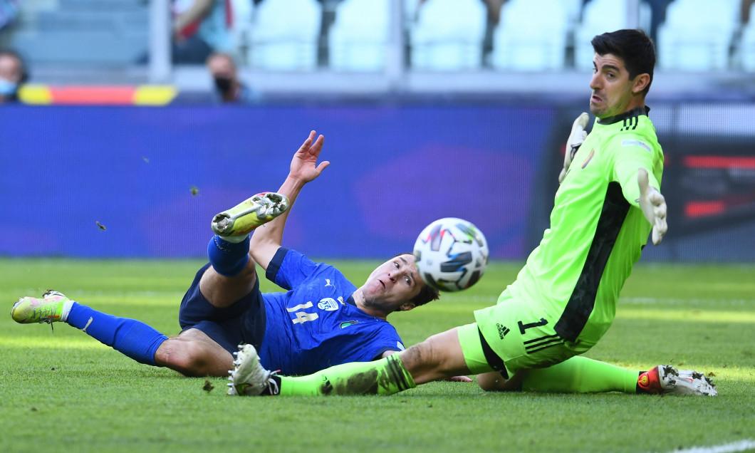 Italy v Belgium – UEFA Nations League 2021 Third Place Match