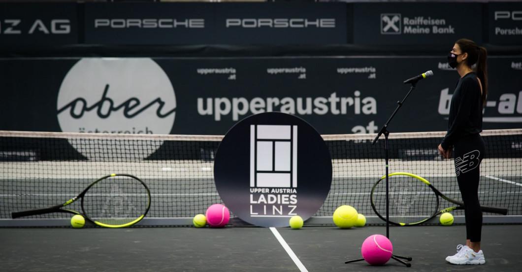 Upper Austria Ladies Linz Open Qualification, WTA Tennis, Linz Austria, 08 Nov 2020