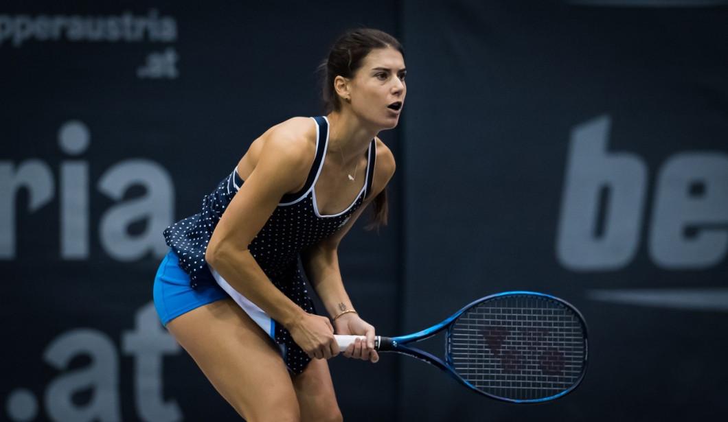 Upper Austria Ladies Linz Open Qualification, WTA Tennis, Linz Austria, 12 Nov 2020