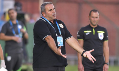 FOTBAL:FC VOLUNTARI-CS MIOVENI, LIGA 1 CASA PARIURILOR (17.09.2021)