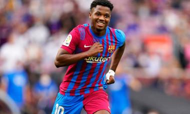 FC Barcelona v Levante UD - LaLiga Santander, Spain - 26 Sep 2021