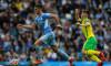 Manchester City v Norwich City, UK - 21 Aug 2021