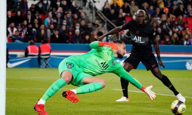 Paris Saint Germain v Angers, Ligue 1, Football, Parc des Princes, Paris, France - 15 October 2021