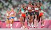 Olympics: Athletics-Aug 2 Evening Session