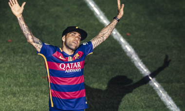 FC Barcelona Celebrates Seventh League and Cup Double