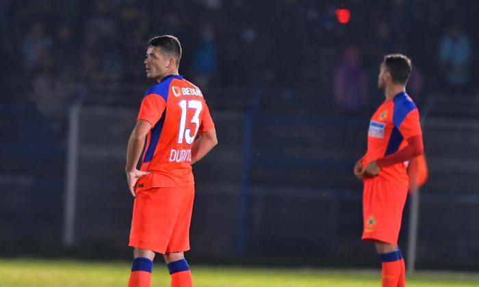 Andrei Dumiter, în meciul CS Hunedoara - FCSB / Foto: Sport Pictures