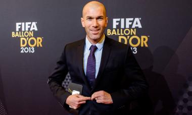FIFA Ballon d'Or 2013 in Zurich, Switzerland - 13 Jan 2014