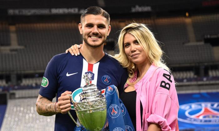 Federico Pestellini - Le Paris Saint Germain remporte la Coupe d